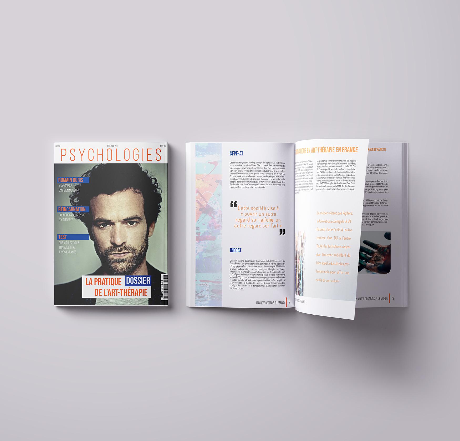 Magazine à thème